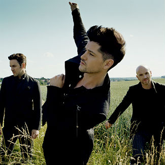 The Script score their first UK No.1 with Will.i.am duet 'Hall Of Fame'