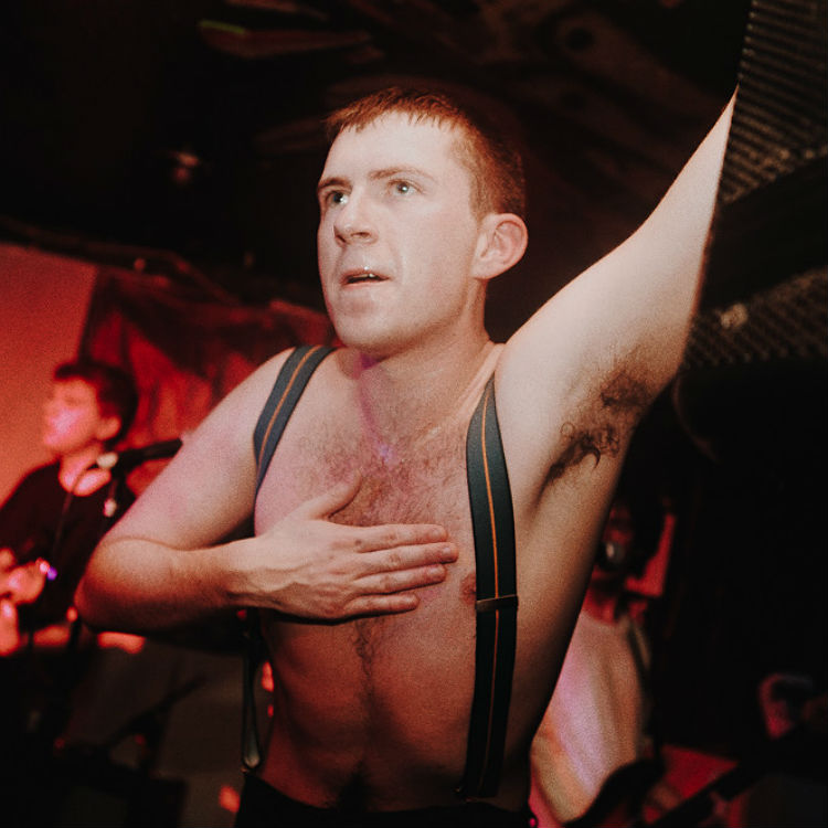 In Photos: Shame at Brixton Windmill, 23/1/17