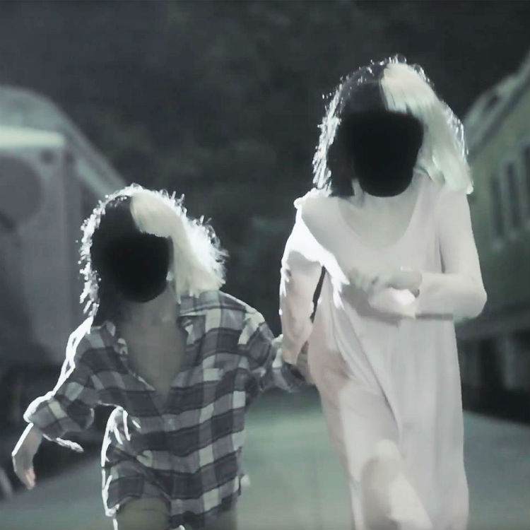 Sia new video lion soundtrack Never Give Up