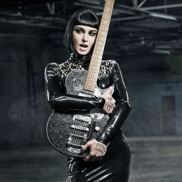 Sinead O'Connor announces new album - also, she looks like this now