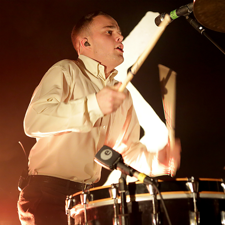 Slaves Glastonbury performance review