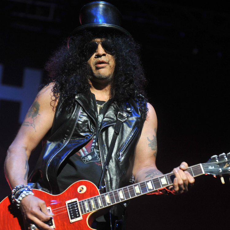 Guns N Roses members reunite on stage
