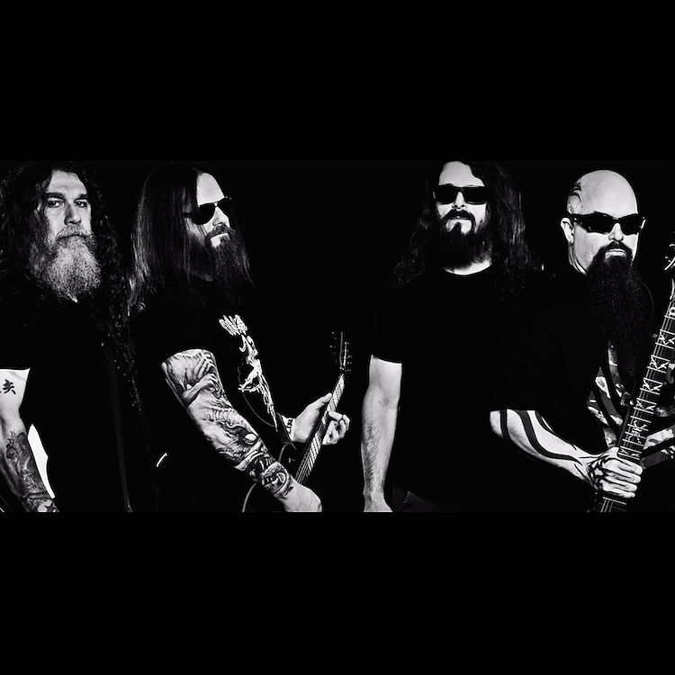 Slayer announce 11th album Repentless