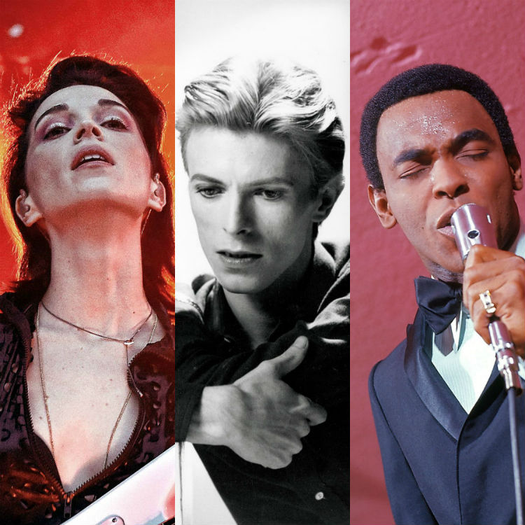 Greatest best solo artists of all time, ranked, singer musicians