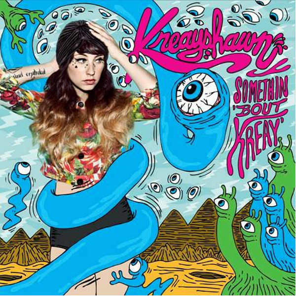 Rapper Kreayshawn reveals she earned only $0.01 from debut album