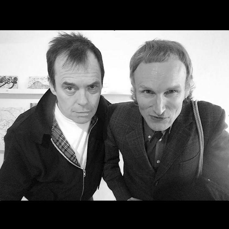 The Spammed interview Damned Specials Python supergroup