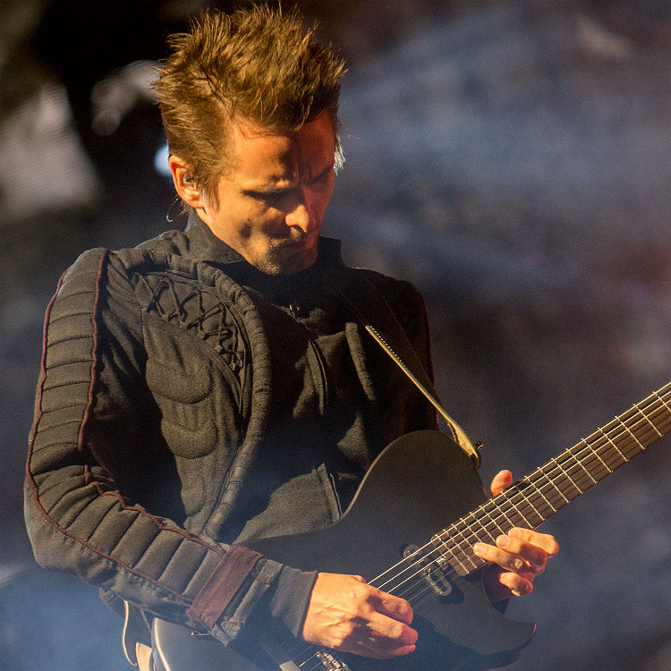 Muse on Later With Jools Holland with Seasick Steve, Sleater-Kinney