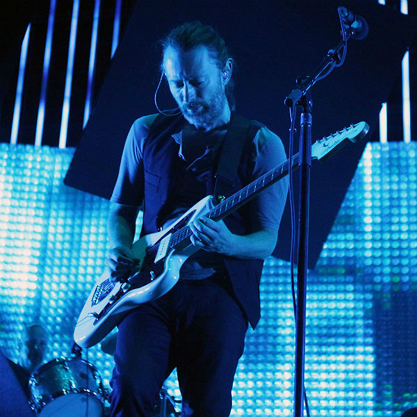 Radiohead new music - Thom Yorke writes 18 day long soundtrack song