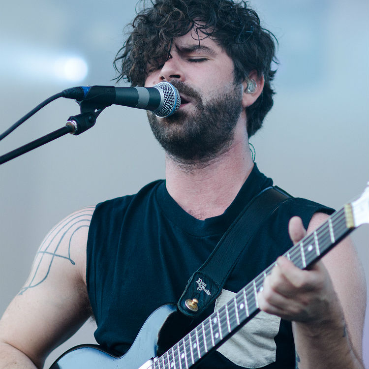Foals new album update - it will be extreme and wine-fuelled