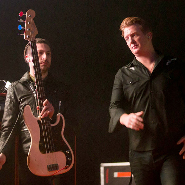 Queens Of The Stone Age new album 2015 update: band are taking a break