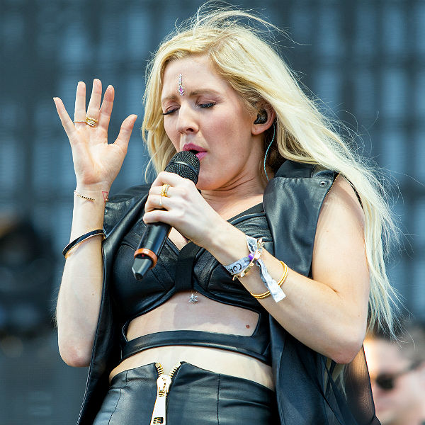 Watch: Ellie Goulding's Coachella performance in its entirety