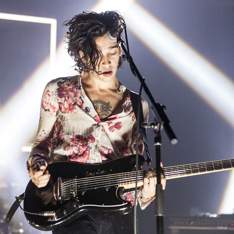 The 1975 split up? Matt Healy posts mysterious message