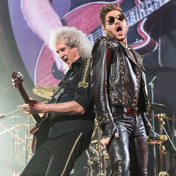 New Queen album, Adam Lambert - Brian May interview video