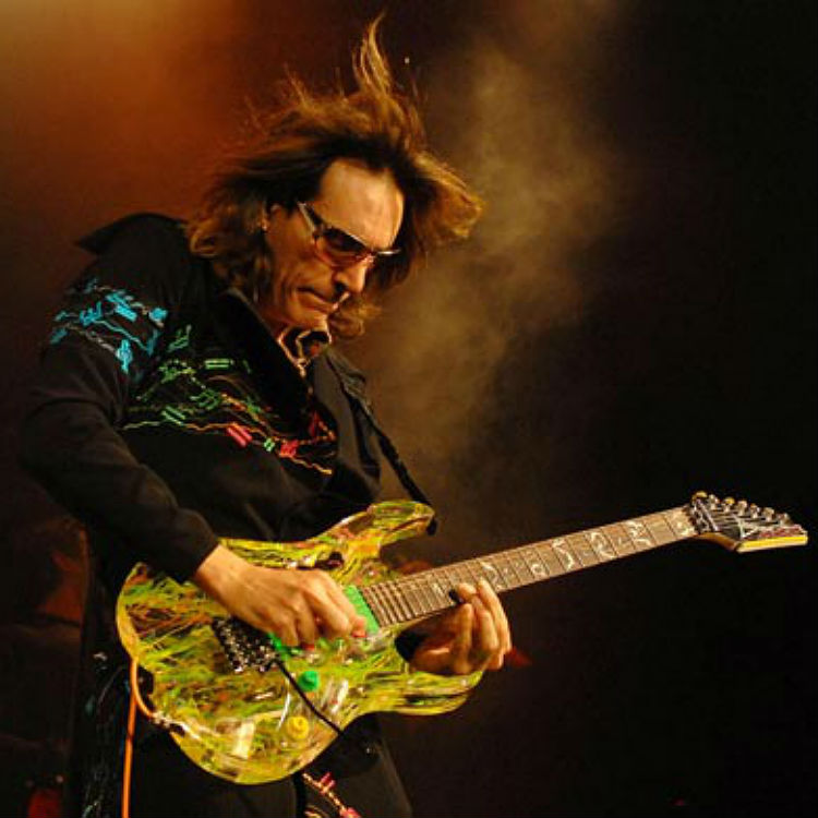 Best guitarist in the world Steve Vai set for UK tour - tickets