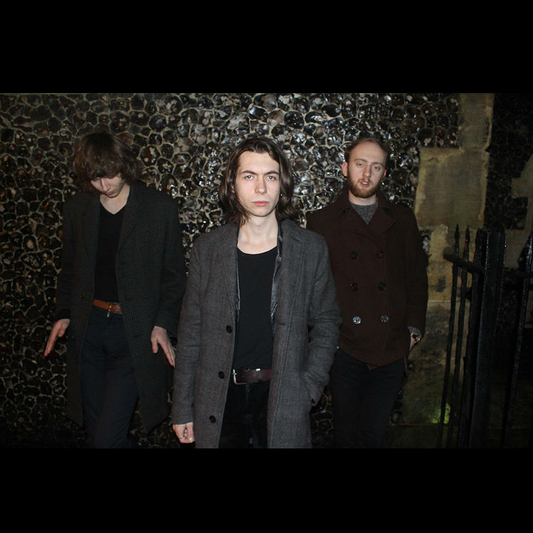 Strange Cages Brighton band psych surf trio video from EP Ego Killer