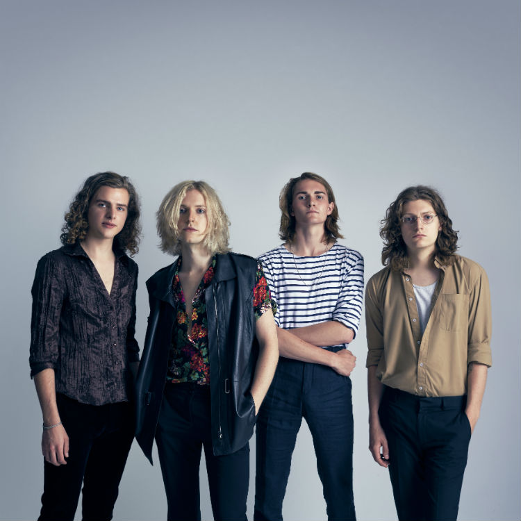New single from Sundara Karma She Said taken from Chess Club RCA album