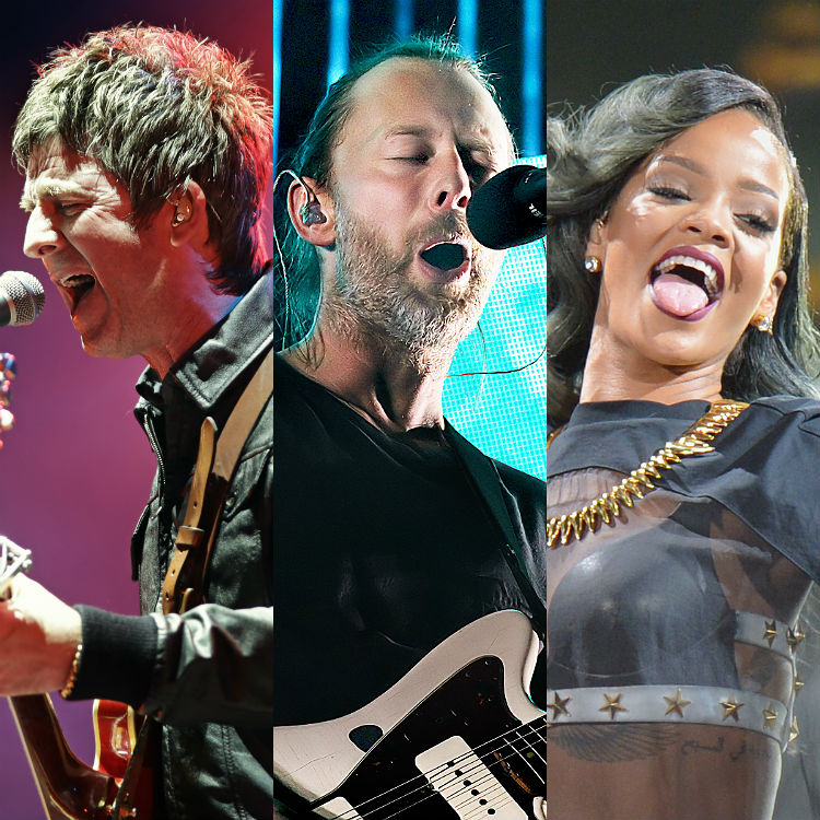 Glastonbury Festival 2016, who could play a secret set, Radiohead