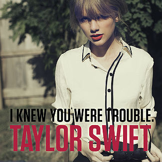 Listen: Taylor Swift reveals dubstep-influenced single 'I Knew You Were Trouble'