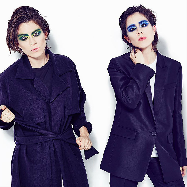 Closer stars Tegan & Sara announce new album world tour & Koko show