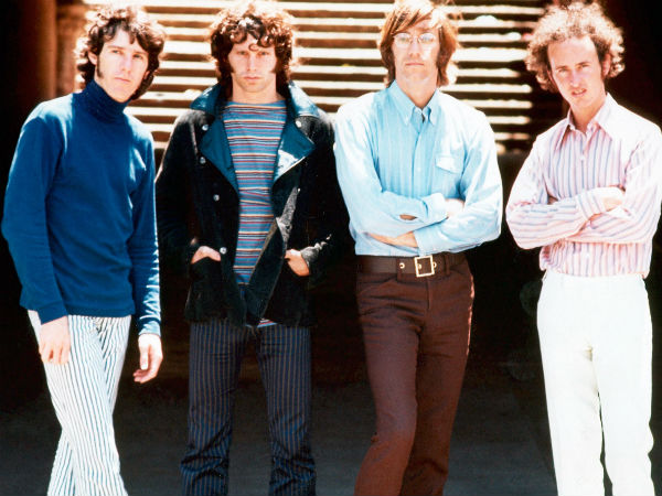The Doors are still regarded as one of the most influential US bands ever