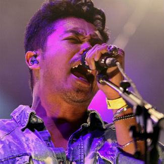 The Temper Trap @ Somerset House, London, 11/07/12