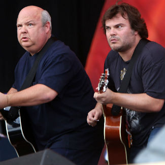 Tenacious D to tour UK in October 2012 - tickets