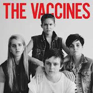 The Vaccines 'Come Of Age' (Sony)