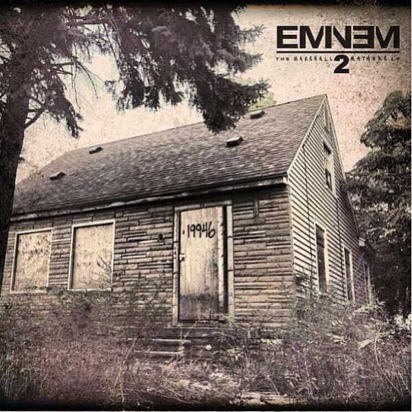 Eminem The Marshall Mathers Lp 2 Eminem - The Marshall Mathers