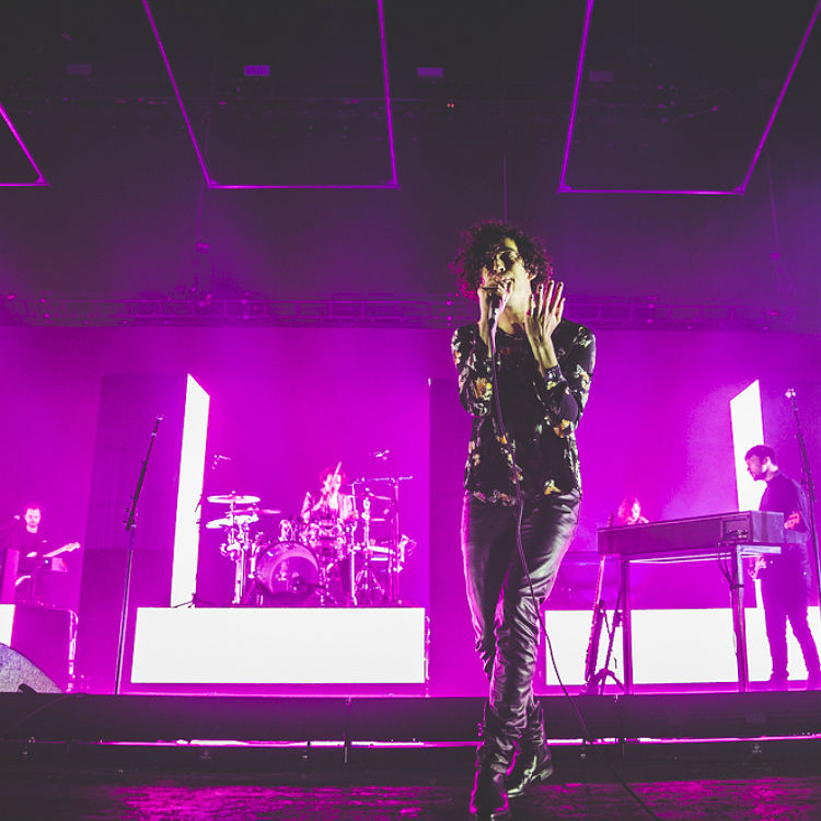 The 1975 new tour dates mercury nominated album June festival