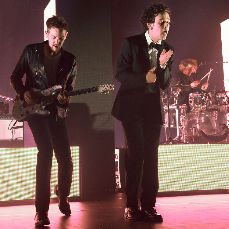 The 1975 live review Roundhouse