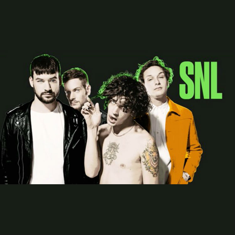 The 1975 Love Me, The Sound on SNL before new album, tour, tickets