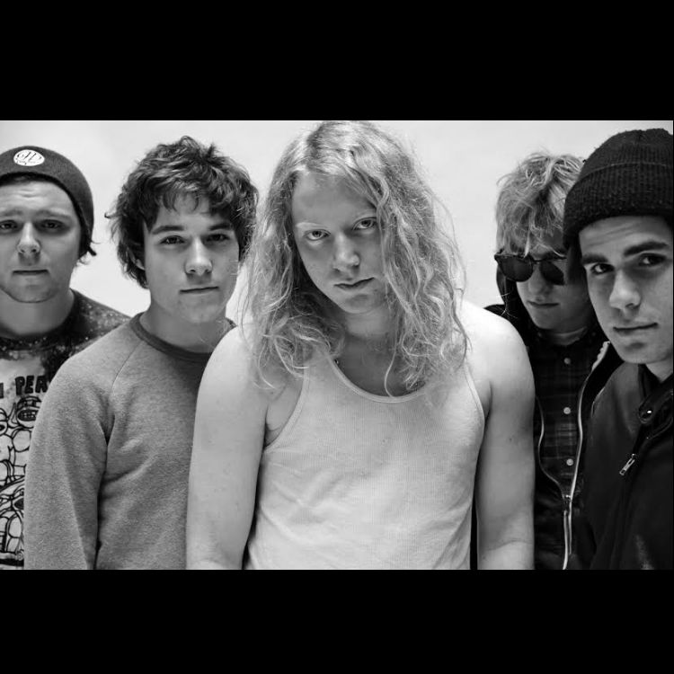 The Orwells UK tour new album drunk guide to Chicago