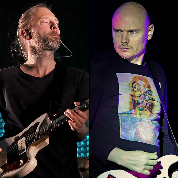 Billy Corgan Radiohead were last great guitar band praises Royal Blood