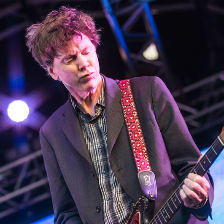 Thurston Moore live set photos from Liverpool Sound City festival