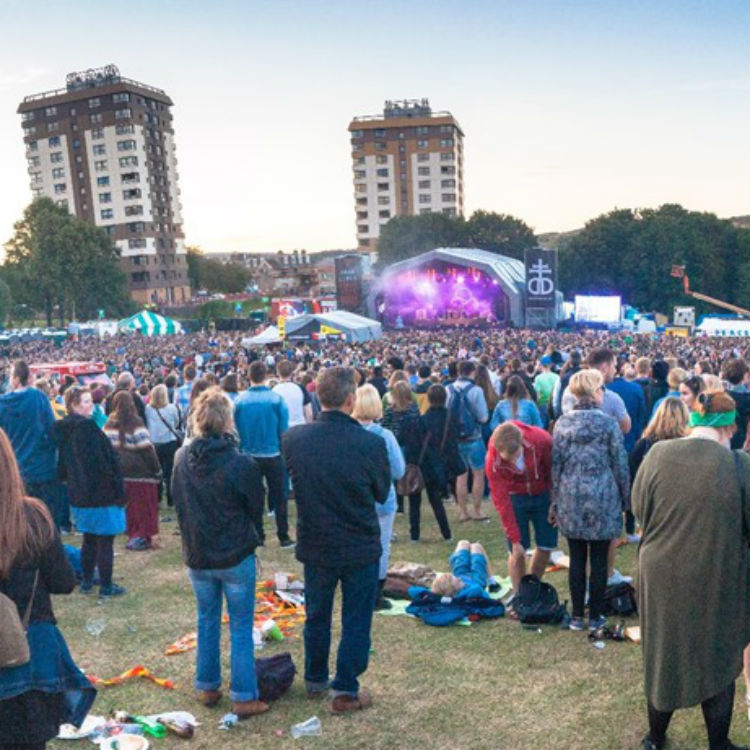 Tramlines festival announces first wave acts sheffield dizzee rascal