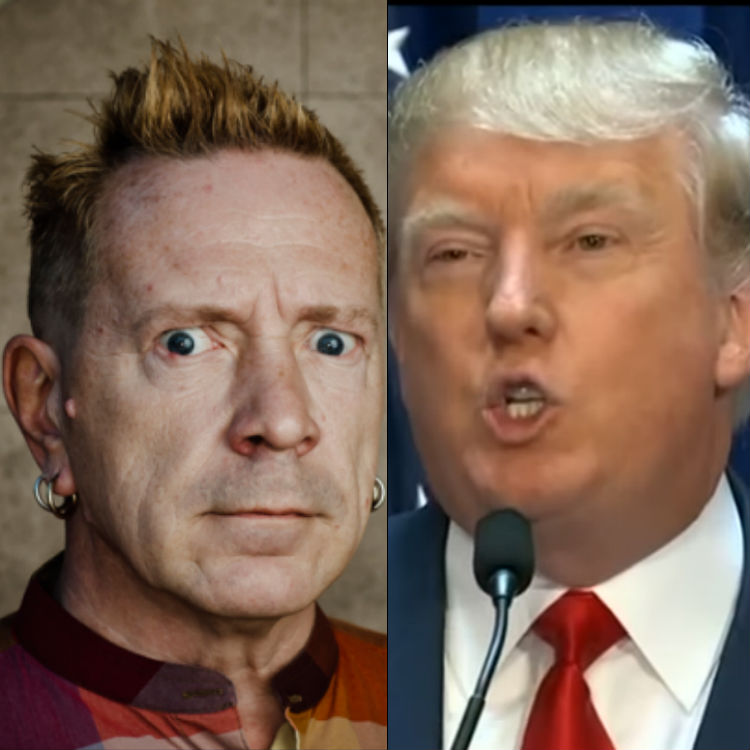 John Lydon predicted the suspension of Trump's Muslim Ban by the court