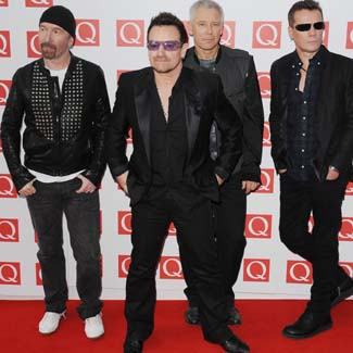 U2 reveal tentative title for their 13th studio album, due this year