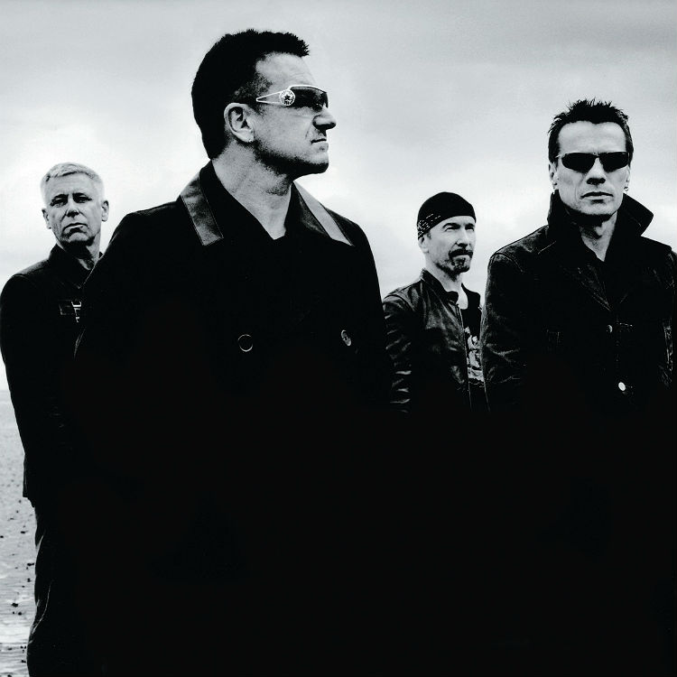 U2 sued for alleged plagiarism