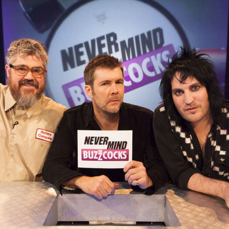 Never Mind The Buzzcocks axed by BBC after 18 years