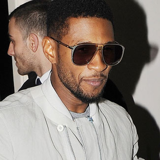 Usher's 11-year-old stepson 'brain dead' after jet-ski tragedy