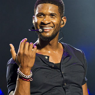 Usher confirms details of 2013 UK Arena Tour - tickets