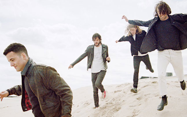 The Vaccines announce huge November UK tour - tickets