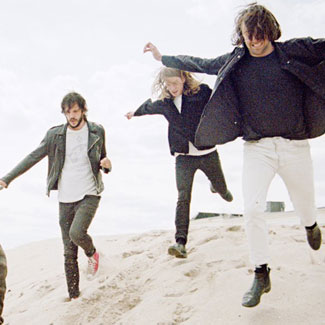 The Vaccines could release third album in 2013