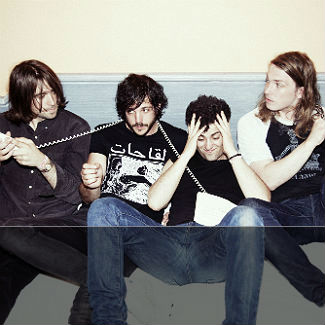 Win! See The Vaccines live in an underground cave