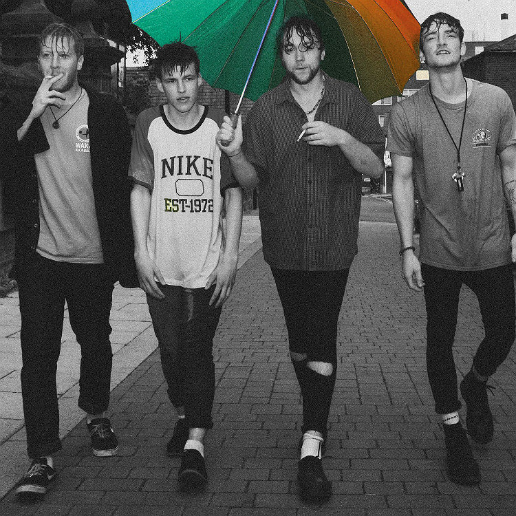 UK band Viola Beach killed in car crash, Sweden, Stockholm