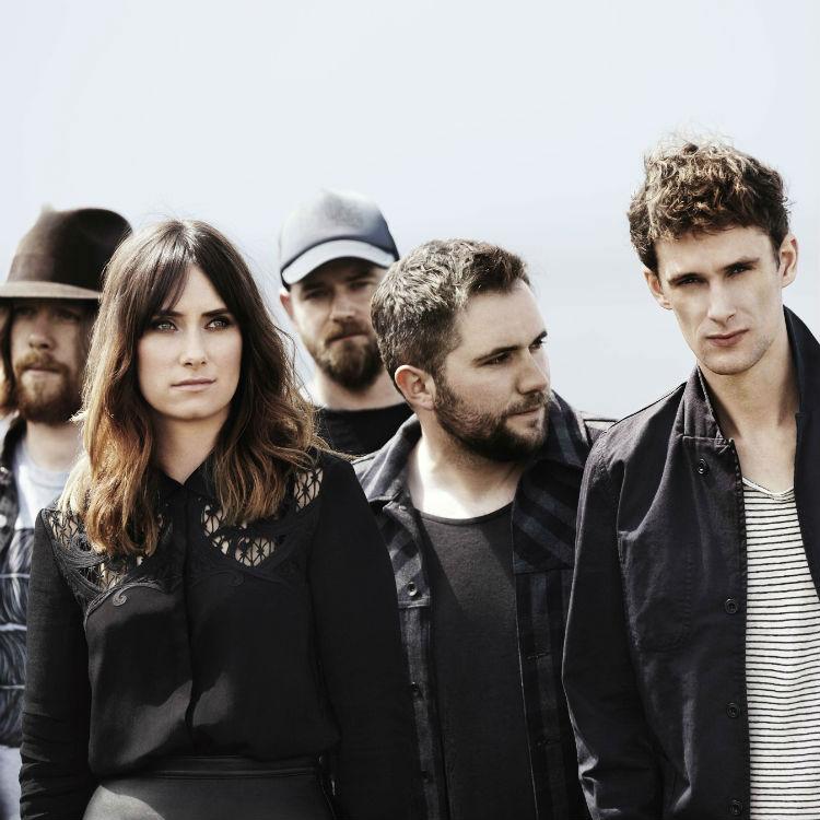 Walking On Cars Dublin band Irish indie pop The Roundhouse UK tour