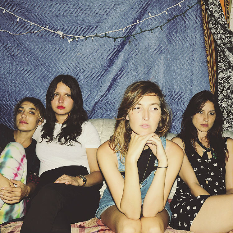 Warpaint new album and New Song unveiled ahead of tour - tickets