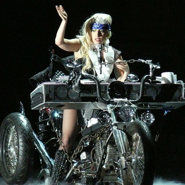 Lady Gaga reveals setlist for upcoming artRAVE UK + EU tour