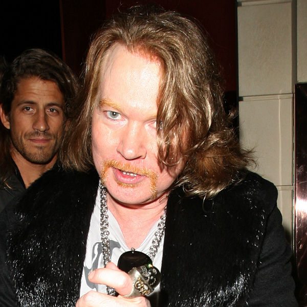 Axl Rose's ex auctions off marriage certificate and wedding video