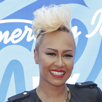 Emeli Sande drops out of top 10 for first time in 66 weeks